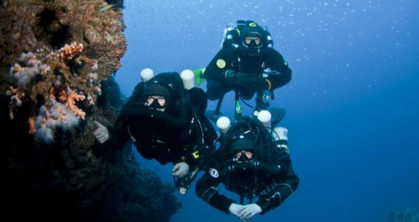 Discover Scuba Diving in Lanzarote