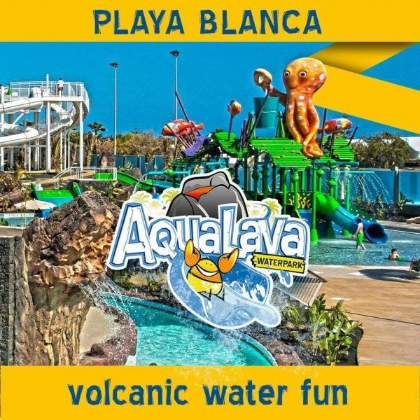 AquaLava Playa Blanca